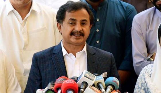 سندھ میں انسدادِ کرپشن ویکسین لگانے کی ضرورت ہے: حلیم عادل شیخ