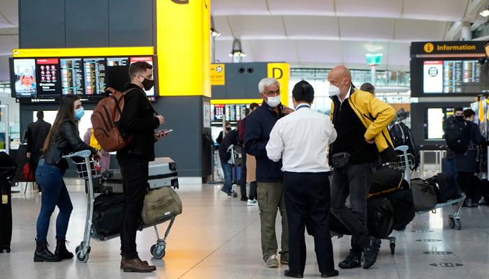 برطانوی شہریوں کو 17مئی سےتعطیلات بیرون ملک منانےجانےکی اجازت ملنےکاامکان