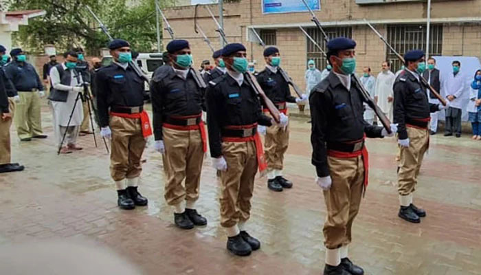 پولیس اسپتال کراچی کو افسران و اہلکاروں کیلئے فعال کردیا گیا