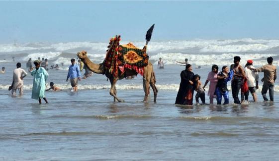 کراچی: آج سے درجۂ حرارت میں کمی