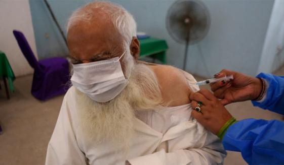 ملک میں کورونا وائرس کے 60 ہزار 72 مریض زیرِ علاج