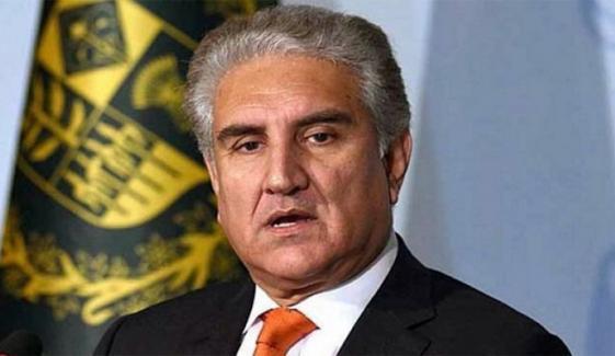 ایران ایک فون پر پالیسی نہیں بدلتا، یہ بیان پاکستان کیلئے نہیں تھا، شاہ محمود کی وضاحت