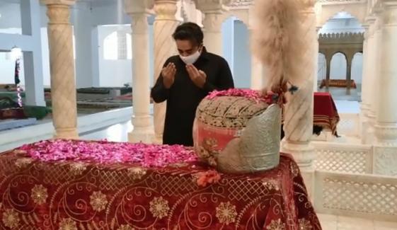 بلاول بھٹو کی شہید ذوالفقار علی بھٹو کے مزار پر حاضری اور فاتحہ خوانی