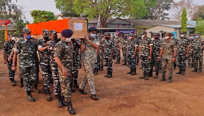 چھتیس گڑھ، ماؤ نواز باغیوں کے حملے میں 22 بھارتی اہلکار ہلاک