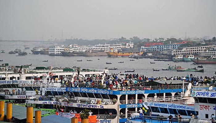 بنگلادیش: مسافرکشتی دریا میں ڈوب گئی، 20 افراد ہلاک