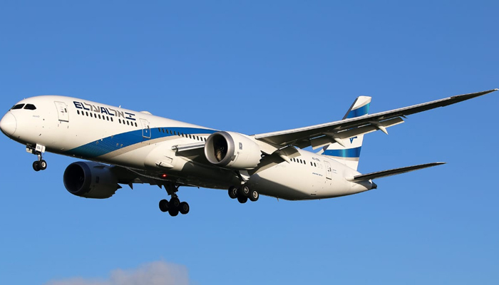 30گھنٹے میں دوسرے اسرائیلی جہاز کی پیرس میں ہنگامی لینڈنگ