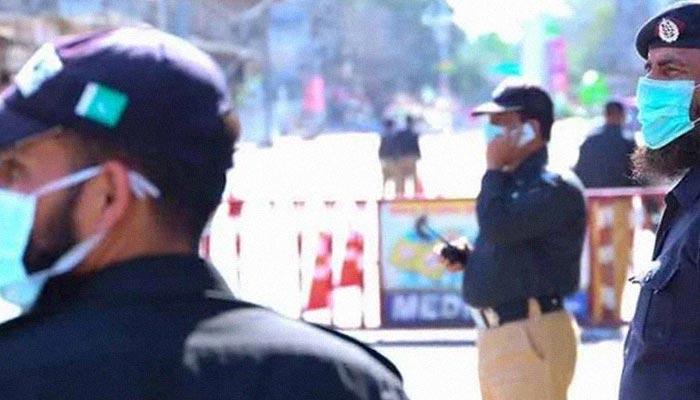 کورونا :7 دن میں سندھ پولیس کے 24 افسر و جوان جاں بحق
