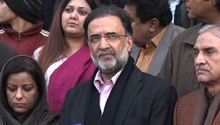 پنجاب میں ن لیگ نے پی ٹی آئی سے مل کر بندربانٹ کی، ہم نے کوئی اعتراض نہیں کیا،قمرزمان کائرہ