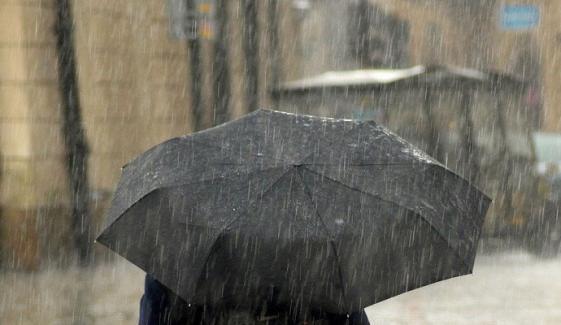 کے پی، کشمیر اور جی بی میں تیز ہوا اور بارش کی پیشگوئی