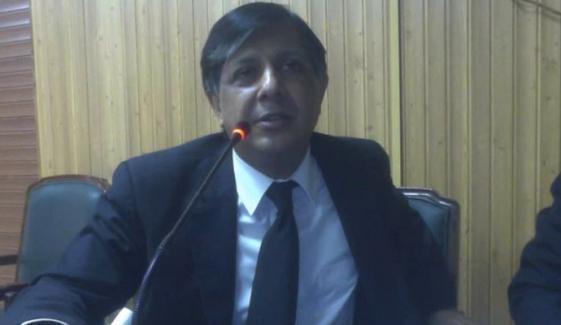 اعظم نذیر تارڑ کا الگ اپوزیشن بینچ الاٹ کرنے کا مطالبہ