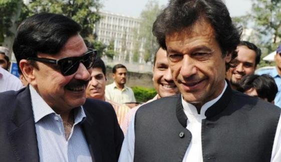 وزیراعظم عمران خان کی اپوزیشن کو نظر انداز کرنے کی ہدایت، شیخ رشید کا دعویٰ