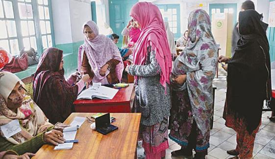 ڈسکہ الیکشن: حکومت کا ووٹر کا تحفظ یقینی بنانے کا اعلان
