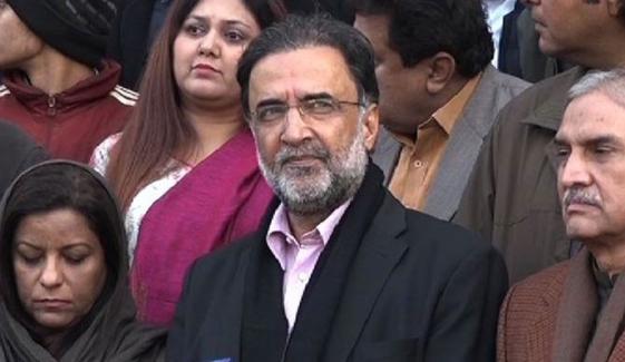 پنجاب میں ن لیگ نے پی ٹی آئی سے مل کر بندربانٹ کی، قمر زمان کائرہ
