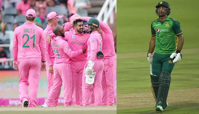 جنوبی افریقی کھلاڑی نے فخر زمان کو قصوروار قرار دیدیا