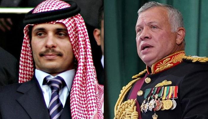 اردن، شاہ عبدﷲ اور سوتیلے بھائی میں مصالحت ہوگئی