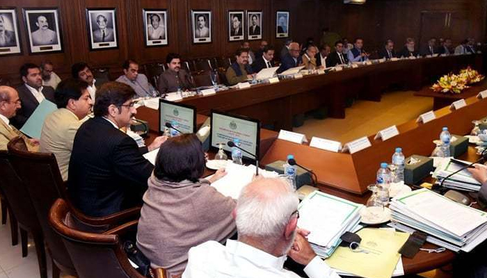سندھ کابینہ میں تبدیلیوں کا امکان