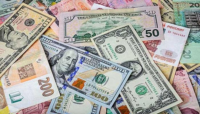 مبادلہ مارکیٹ میں ڈالر کی قدر میں کمی کا رجحان برقرار