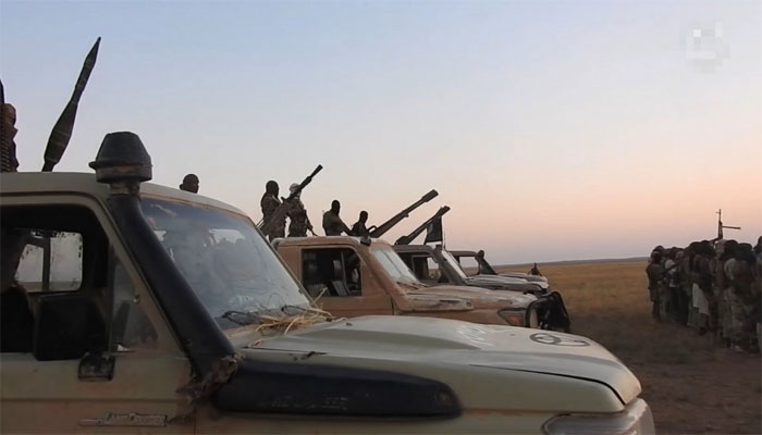 شام: داعش کا حماہ کے مشرقی علاقےپر حملہ، کسانوں اور پولیس اہلکاروں کا اغوا