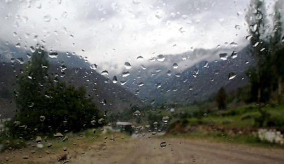 سوات اور مالاکنڈ میں بارش
