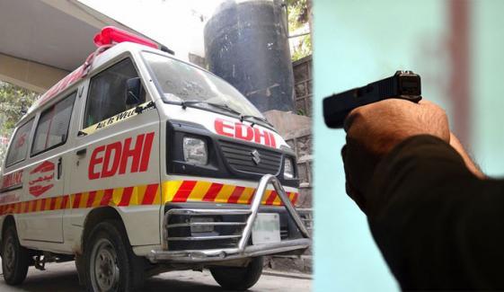 کراچی:لیاری میں ہوٹل پر فائرنگ، 1 شخص جاں بحق، 1 زخمی