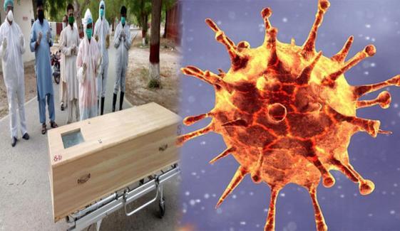 پاکستان: کورونا وائرس سے مزید 103 اموات