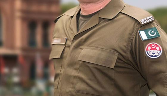 لاہور کے 6 تھانوں کے SHOs معطل