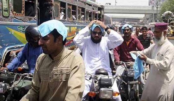 کراچی، 4 سے 5 روز موسم گرم اور خشک رہنے کا امکان