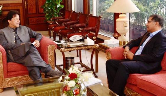 انتخابی اصلاحات، وزیراعظم عمران خان کا بیرسٹر علی ظفر کو اپوزیشن سے رابطے کا ٹاسک