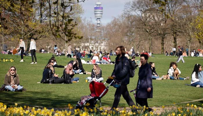 برطانیہ: 12 اپریل سے ملک کے تفریحی مقامات کھولنے کا اعلان