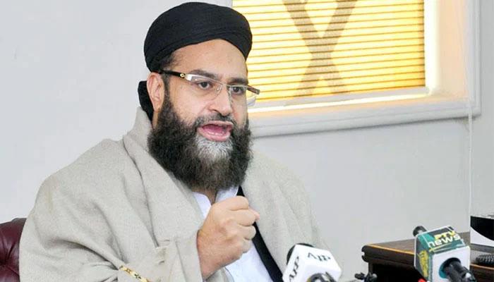 فحاشی سے متعلق عمران خان کے بیان کو غلط رنگ دیا گیا: مولانا طاہر اشرفی