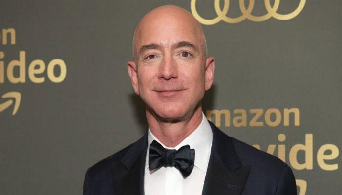 جیف بیزوس مسلسل چوتھے سال دنیا کے امیر ترین افراد میں سرفہرست