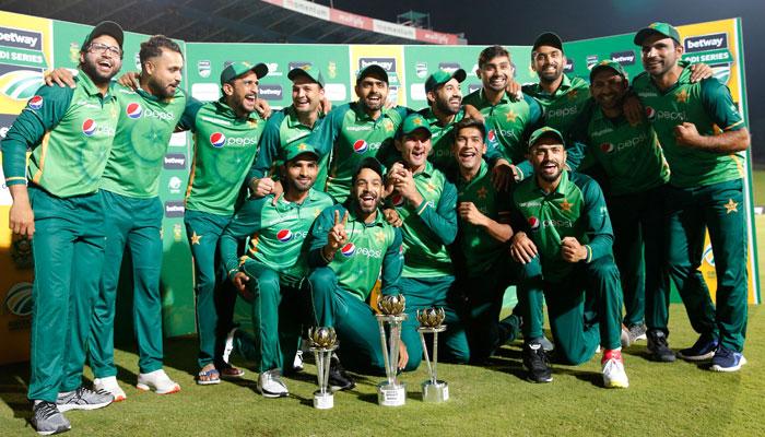 آخری میچ میں جنوبی افریقہ کو شکست، ون ڈے سیریز 1-2 سے پاکستان کے نام