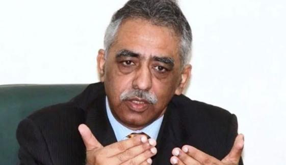 محمد زبیر کا حماد اظہر کے بیان پر جواب