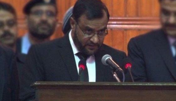احتساب عدالت کے جج محمد بشیر کے عملے کا فرد کورونا کا شکار
