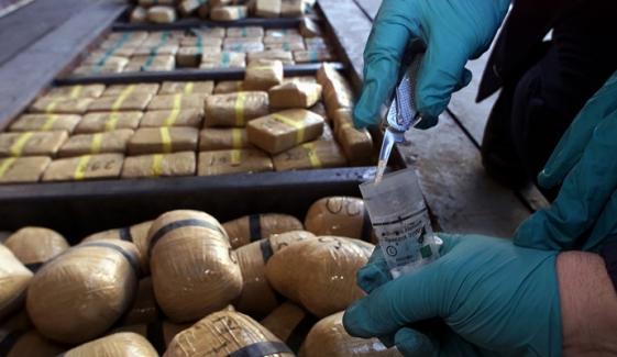 سندھ اور بلوچستان سے منشیات بیرون ملک بھیجےجانے کا انکشاف