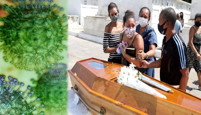 دنیا: کورونا وائرس سے اموات 29 لاکھ سے متجاوز