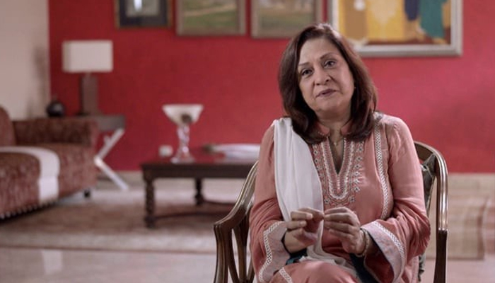 ثمینہ احمد ہالی ووڈ فلم کیلئے تھائی لینڈ پہنچ گئی