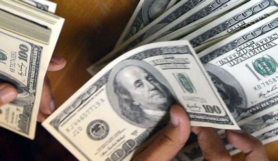 ملکی مبادلہ مارکیٹوں میں ڈالر کی قدر میں کمی کا سلسلہ برقرار