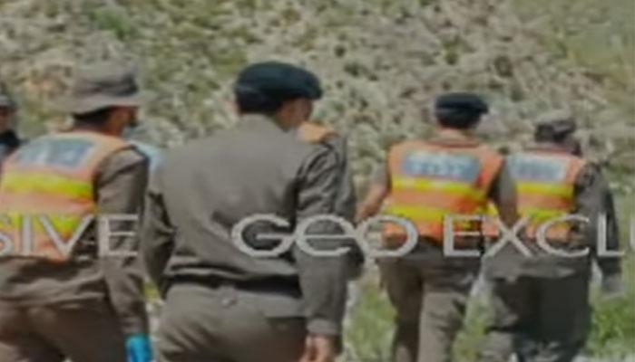 کوہاٹ : پہاڑی علاقےبوبو خیل میں اجتماعی قبرسے16لاشیں برآمد، پولیس حکام