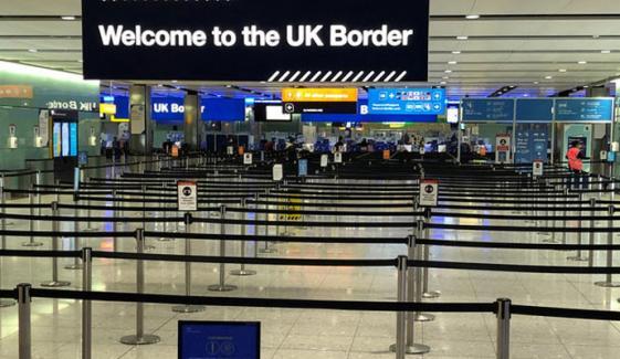 پاکستان آج سے برطانیہ کی ریڈ لسٹ میں شامل