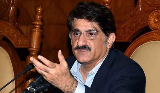 جہانگیرترین کی PTI  سے باقی امید بھی جلد ختم ہوجائیگی، وزیراعلی سندھ