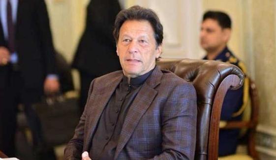 ملک میں قانون کی بالادستی کیلئے جنگ چل رہی ہے، وزیراعظم عمران خان