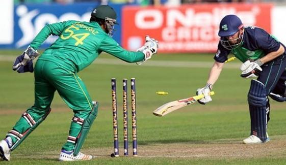 پاکستان اور آئرلینڈ کے درمیان مجوزہ ٹی ٹوئنٹی سیریز ملتوی