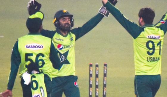 جنوبی افریقا سے پہلا ٹی 20 میچ، پاکستان کی ممکنہ ٹیم