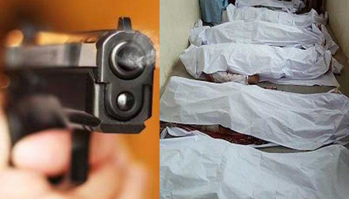 جیکب آباد: دو گروپوں میں تصادم، خواتین اور بچوں سمیت 8 افراد جاں بحق