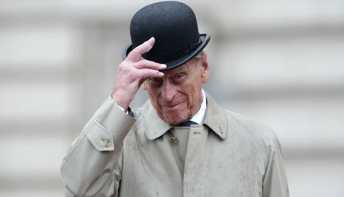 ملکہ برطانیہ کے شوہر شہزادہ فلپ کو خراجِ عقیدت پیش کرنے کا سلسلہ جاری