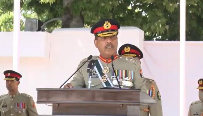دنیا مقبوضہ کشمیر میں انسانی حقوق کی سنگین خلاف ورزیوں کا نوٹس لے، جنرل ندیم رضا