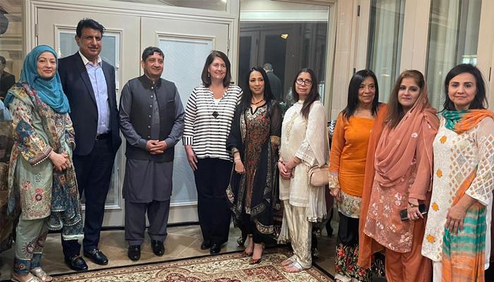 امریکا: پی ٹی آئی حکومت پاکستان میں نوجوانوں کیلئے بہتر منصوبے تشکیل دے رہی ہے، قونصل جنرل