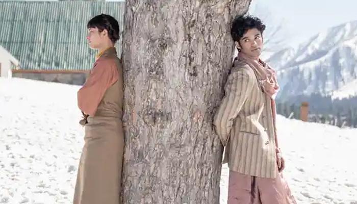 عرفان خان کے بیٹے کی فلم شوٹنگ کی پہلی ویڈیو سامنے آگئی