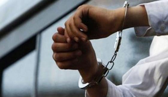 کرپشن کے الزام میں تین سرکاری اہلکار گرفتار